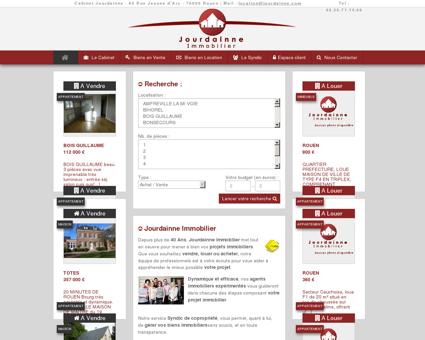 Jourdainne Immobilier - Vente, Achat,...