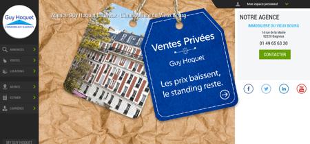 Agence Guy Hoquet Bagneux - L'Immobilière...