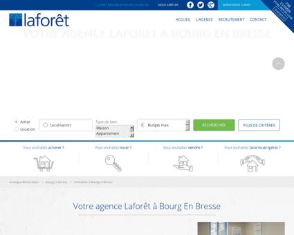 Immobilier Bourg En Bresse 01000 -...