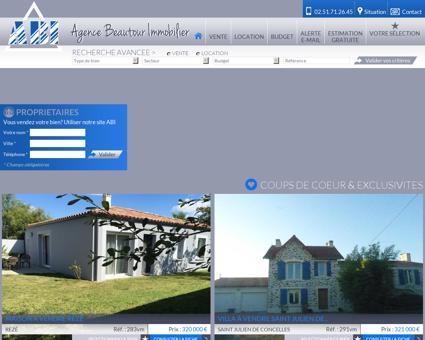 Immobilier VERTOU - Agence Immobilière...