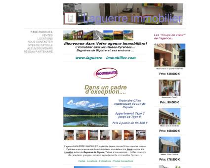 Laguerre-Immobilier Agence Bagnères de...