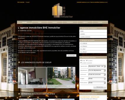 BHE Immobilier | Agence immobilière à...