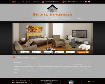 Sparte Immobilier Thoiry, Gambais et environ,...