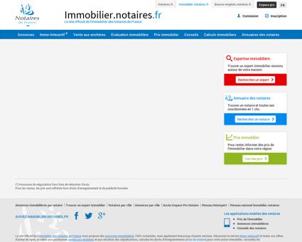 Annonces immobilières - LEMBREZ Gonzague,...