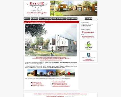 Estate Immobilier d'entreprise