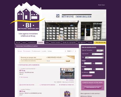 Annonces immobilières location - Agence...