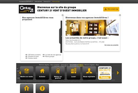 Groupe des Agences immobilières CENTURY...