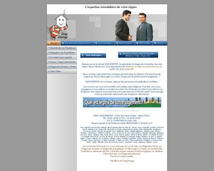 Diag Energy - Diagnostic Immobilier -...