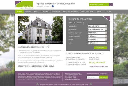 Agence immobilière Colmar - Haut Rhin (68) |...