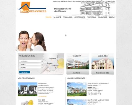 Eurorésidences - Promoteur Immobilier à...