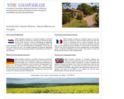 Immobilier Haute-Saône, Haute-Marne et...