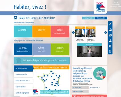 Immobilier Nantes : Administrateur de biens et...