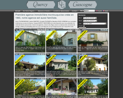 Quercy Gascogne Immobilier