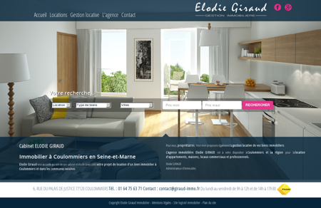 Cabinet Giraud Immobilier Coulommiers -...