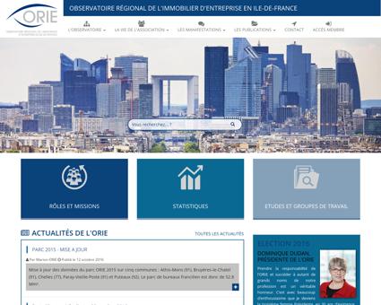 ORIE - Observatoire Régional de l'Immobilier...