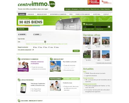 Annonces immobilier Auvergne, Bourgogne,...