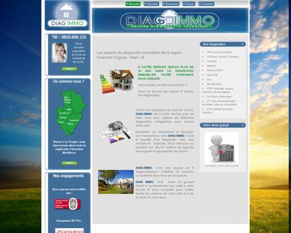 DIAG IMMO - Diagnostic immobilier Poitou...