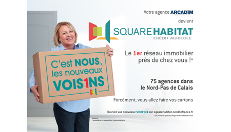 Achat / vente maison Nord - Agence...