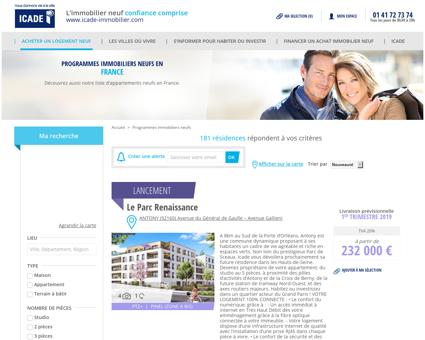Immobilier Neuf BBC | icade-immobilier.com