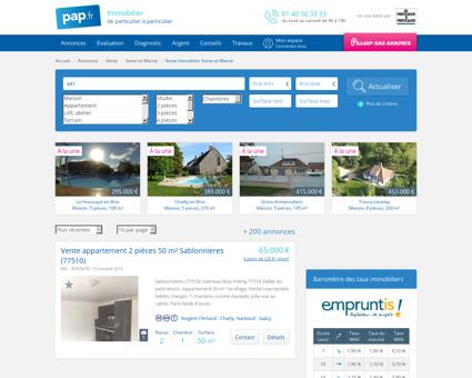 Vente Immobilier Seine-et-Marne - 77 | De...