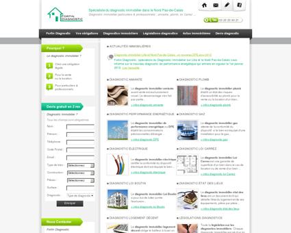 Diagnostics immobiliers Nord Pas-de-Calais -...