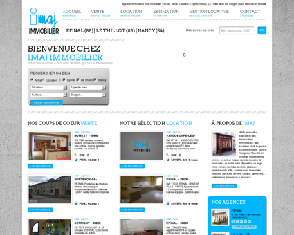 Agence Immobilière Imaj Immobilier - Achat,...
