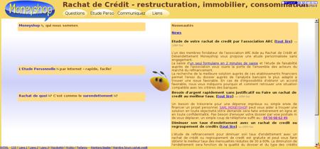 Rachat de Crédit - restructuration, immobilier,...