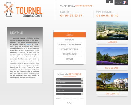 Tournel Immobilier - Agence immobilière...
