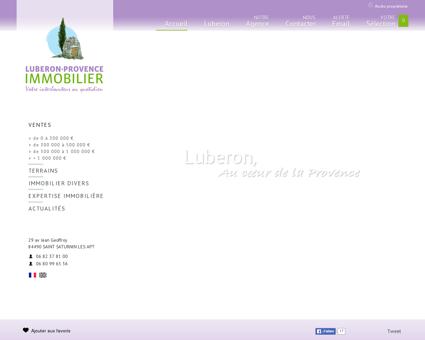 Lubéron Provence Immobilier | Immobilier en...