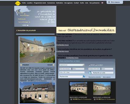 immobilier Sens De Bretagne, Bazouges La...