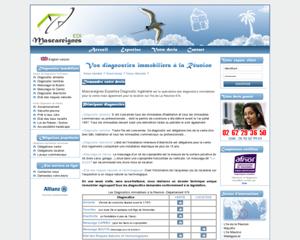 Diagnostic immobilier La Réunion 974 |...