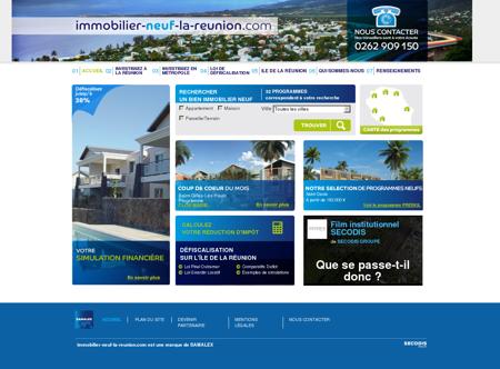 Immobilier Neuf La Réunion