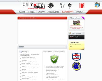 Delmonte Immobilier - L'immobilier, une...