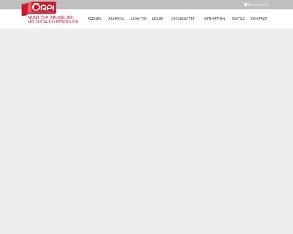 Agence immobilière à Saint Cyr sur Mer - Orpi...