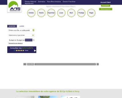 Avis immobilier St Cyr & Bois d Arcy