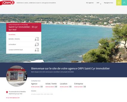 ORPI Saint Cyr Immobilier