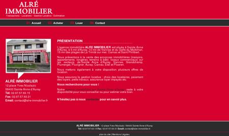 Agence immobilière à Sainte Anne d'Auray -...