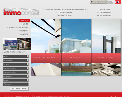 Agence Immo Conseil - Immobilier en...