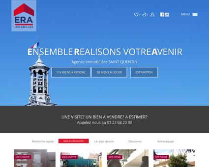 Immobilier Saint Quentin : Achat et vente...