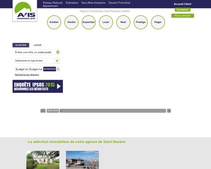 Avis immobilier Saint Nazaire, Trignac, Saint...