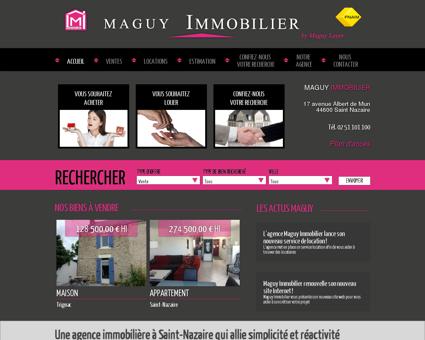 Immobilier Saint-Nazaire : agence...