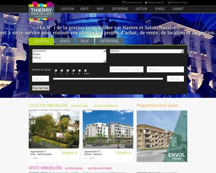 Thierry Immobilier : votre projet immobilier à...