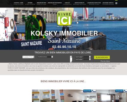 immobilier Saint Nazaire, St Nazaire   Vivre Ici ...