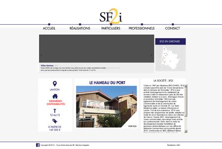 SF2I est une société de promotion immobilière...