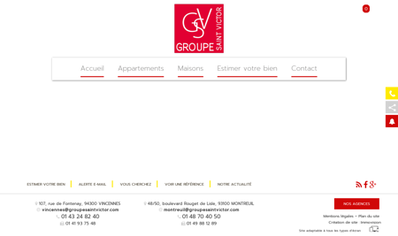 Immobilier vincennes, montreuil et neuilly...