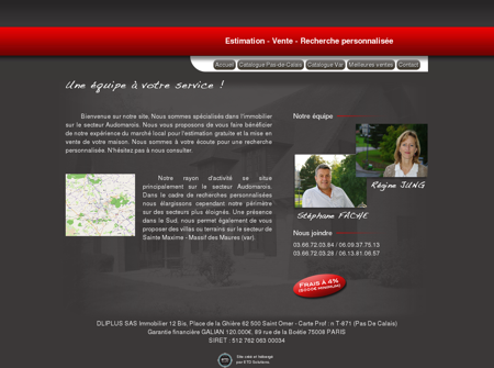 Accueil - DLI immobilier - Saint-Omer