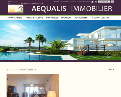 Immobilier Saint Laurent du Var agence...