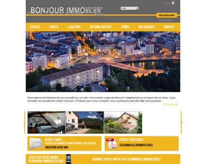 Tout l'immobilier à Saint Laurent du Pont,...