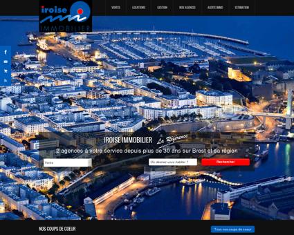 Achat immobilier Brest et immobilier Saint...