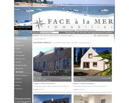 Immobilier Quiberon - Immobilier Saint...